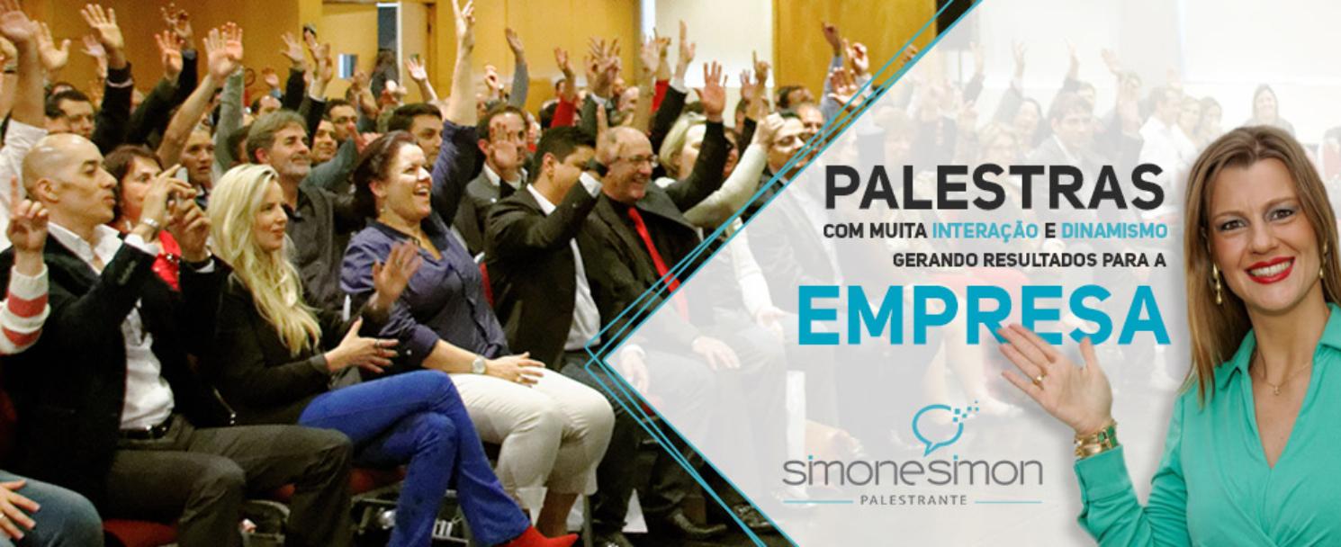 Simone Simon Palestrante Motivacional Palestras Para